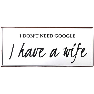 I dont need google…